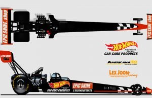 Hot Wheels Car Care Products Sponsoring Lex Joon Racing at Indy Nationals