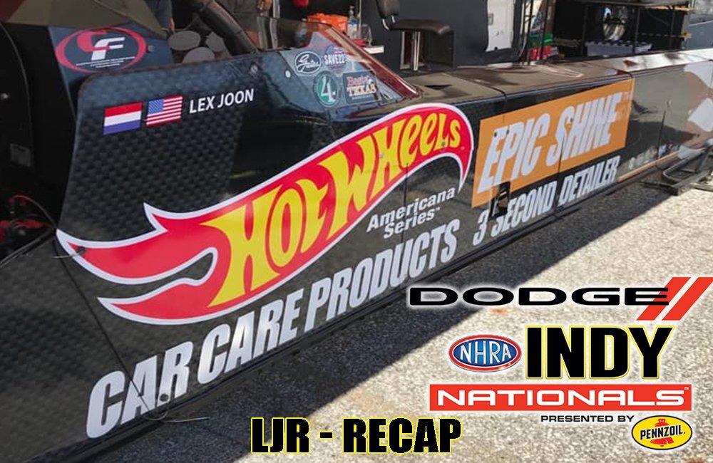 RECAP:  Dodge NHRA Indy Nationals