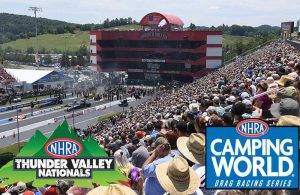 NHRA Thunder Valley Nationals added to 2021 schedule, NHRA Virginia Nationals postponed