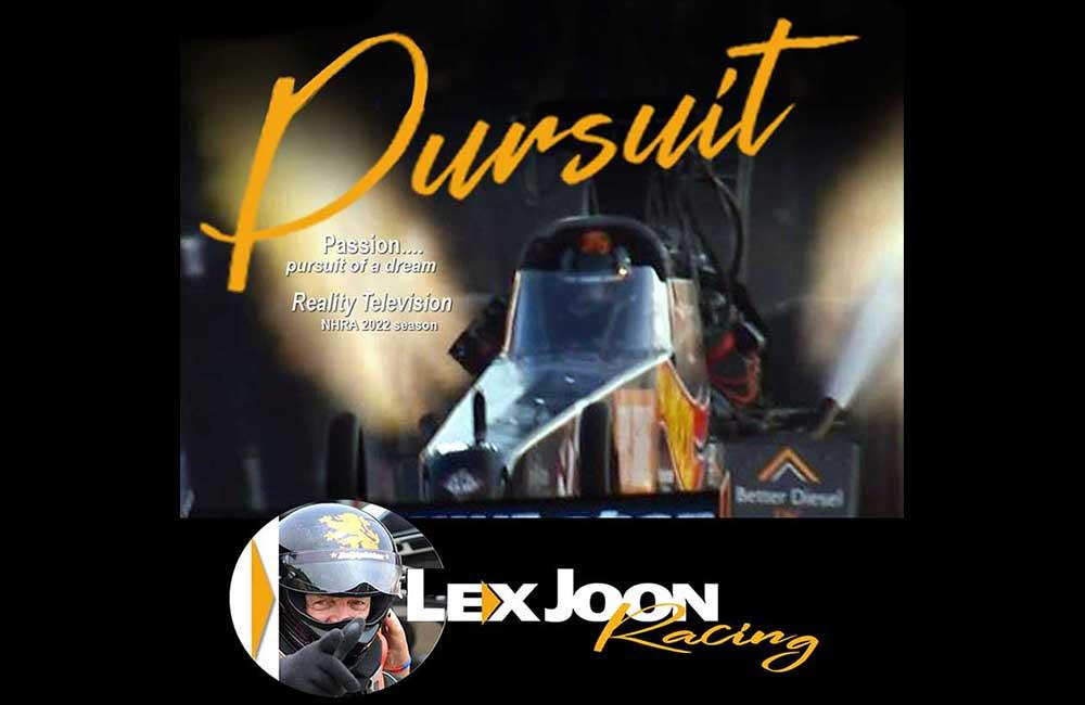 Lex Joon Racing introduces 'Pursuit 2022'