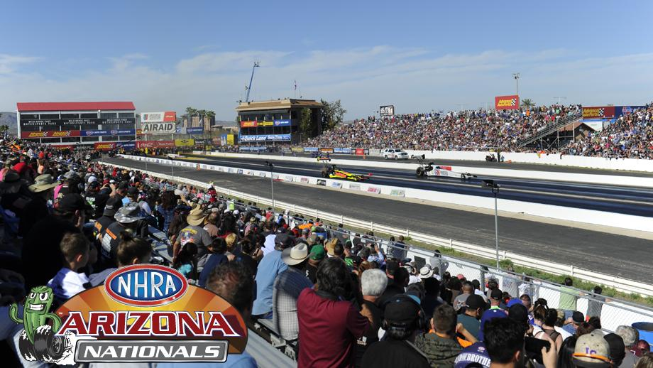 You are currently viewing NHRA RETURNS TO WILD HORSE PASS MOTORSPORTS PARK IN 2022